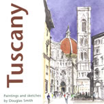 Tuscany Book Cover